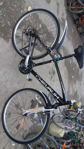 JAPAN BRAND CHEVAUX CYCLE IMPORTED ALMINUM