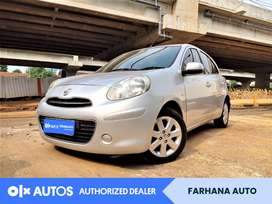 [OLX Autos] Nissan March 2011 1.2 XS Matic DP 15 #Farhana Auto