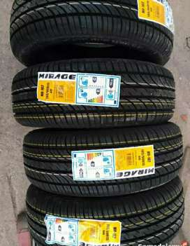 SVM Imported Radial Tubeless Tyres For Sale With Warranty