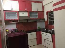 For sale 2BHK flat fully furnished Chunabhatti Kolar Road Bhopal