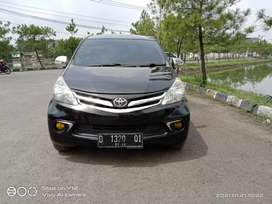 DIJUAL TOYOTA NEW AVANZA  G AT 2012 BLACK