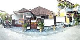 Dikontrakan Rumah 4 Kamar di Area Jln Dharmawangsa Kuta Selatan