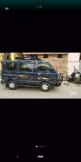 Maruti Suzuki omni 5 STR BS-IV,2016,Petrol