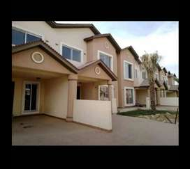 Avaliable for Rent 152 sqyard  park facing brand new loop road