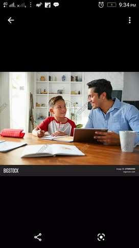 Home Teacher / Tutor