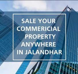 Puda approved commercial showroom 16x60 just 50 lacs ,on 66 ft road