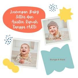 Lowongan Baby Sitter termasuk Asisten Rumah Tangga (ART)