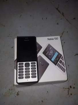 Nokia 150 Complete box with 2 Month warranty