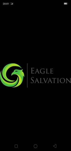 Eagle salvation