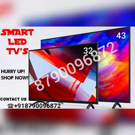 BRAND NEW 43 INCH LED TV FULL HD QLED WITH 2 YEAR WARRANTY