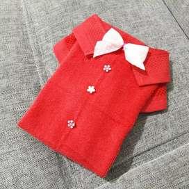 Souvenir handuk model baju