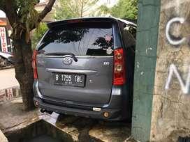 Toyota Avanza Tipe G Manual Tahun 2011 Abu2 Mulus , 2010 / 2009