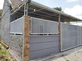 Rumah di Desa Wisata Rajek Wetan