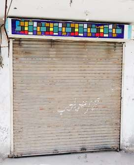 Pathan market Multan main well furnished rented shop for sale