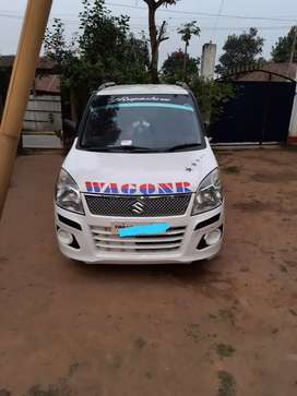 Maruti Suzuki Wagon R 2014 CNG & Hybrids 65000 Km Driven