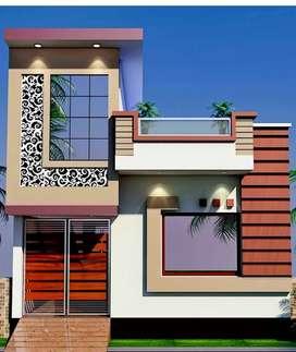 80 GAJ KA Villa  Bhima Nagar Near  B S A office
