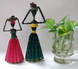 African Doll (Home decor)