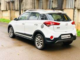 Hyundai I20 Asta 1.4 Automatic with AVN, 2015, Diesel
