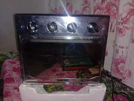 Want to sell geepas oven