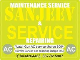 ALL AC MAINTENANCE SERVICE REPAIRING PATNA