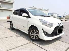 Toyota Agya 1.2 G TRD At 2018 Plat Ganjil Tangan Pertama Dijamin Murah