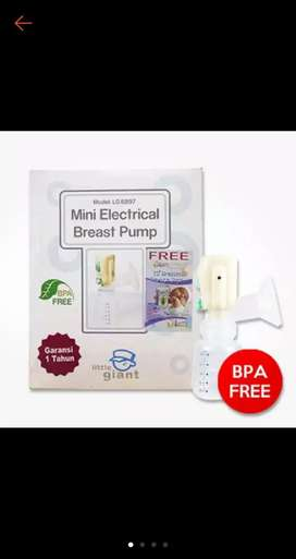 Little Giant Mini Electric Breast Pump
