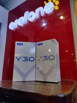 Vivo Y30 new in box garansi resmi 1tahun