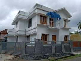 ANCHERI, Thrissur, 4.25 cent, 1700 sqft, 4 Bhk, 70 Lakh Negotiable,