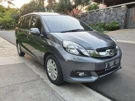 Honda Mobilio E Matic 2014 km rendah 31ribu tdp 5 like new