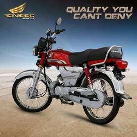 BIKE FOR SALE - NEW CIVEEC C-70 SPECIAL EDITION AVAILABLE AT BIKE WALA
