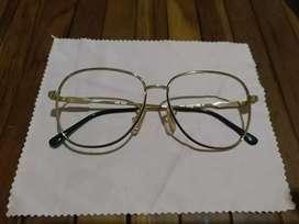 39. Frame Kacamata Vintage Retro Wanita: Galaxy