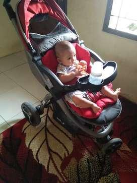 Stroller Curv BabyElle