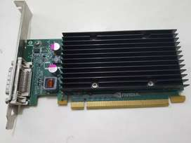 NVIDIA NVS 300 512MB Graphics Card for Workstations