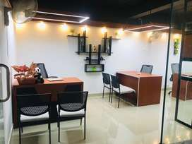 Fully furnished Office Interiors for sale