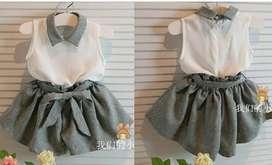 Set Kiddy baju anak