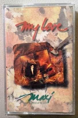 Kaset Maxi Gunawan ' My Love '