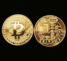 Koin Bitcoin Phisik ori Ebay