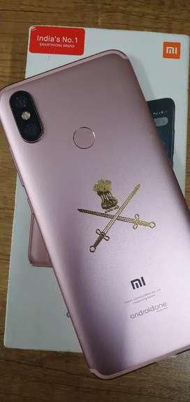 Mi A2 - (4+64GB) - Rose Gold Colour