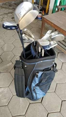 Wilson Titanium stik Golf 1 set like New