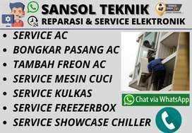 Service AC MESIN CUCI Servis Kulkas Freezer Sukodono Sidoarjo