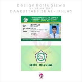 Cetak & Design ID Card