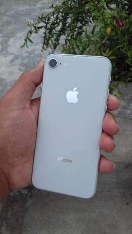 Iphone 8 white colour