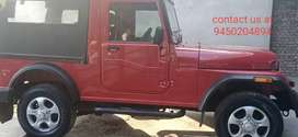 Brand new mahindra thar with AC     New showroom condition 2700 km run