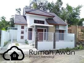 Rumah Gratis Pajak danBBN Timur Kampus UII Kaliurang Sleman Yogyakarta