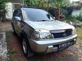 Nissan Xtrail 2.0 2002 Abu Abu