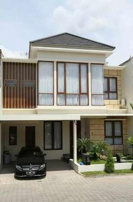 Full Furnish! Rumah MEWAH PREMIUM di Laguna Spring Jogja