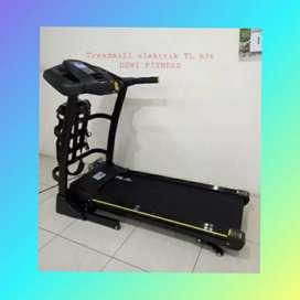 Treadmil electrik tl 636 alat fitnes dan olah raga
