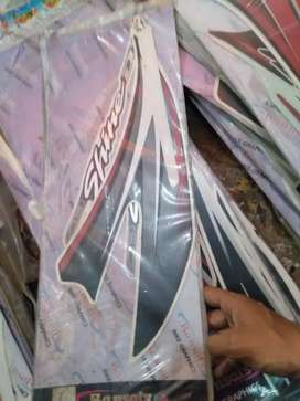 Hero Honda Splendor and all bike companies sticker available