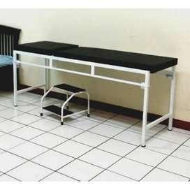 Bed periksa meja puskesmas tempat tidur