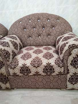 New 5 seater sofa set for sale Quality Foam